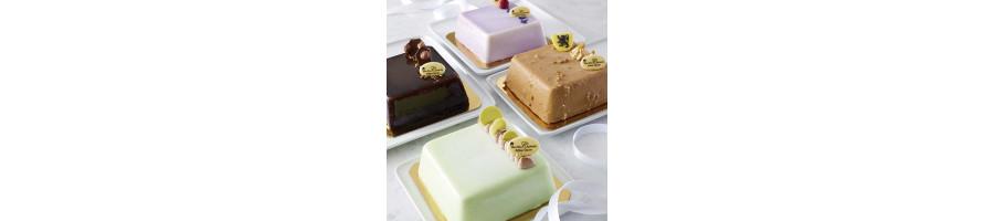 Nos Gâteaux 6 gourmands